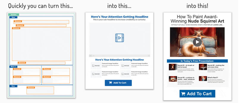 Clickfunnels Funnel & Page builder